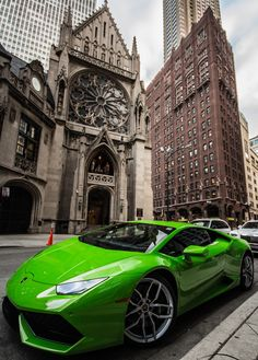 "Lamborghini Huracan. I absolutely LOVE the ""time-travelly"" paradox of this photo."
