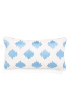 Free shipping and returns on zestt 'Carson' Pillow at Nordstrom.com. Embroidered ikat-inspired diamonds add ample graphic appeal to a bold accent pillow.
