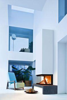 Forma, i termocamini a legna con il sistema Comfort Air®