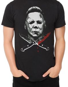 Halloween Michael Myers Shirt :: Shirts :: House of Mysterious Secrets - Specializing in Horror Merchandise & Collectibles