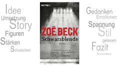 BücherKaffee: Rezension || Schwarzblende | Zoe Beck