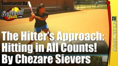 The Hitter's Approach: Hitting in All Counts!