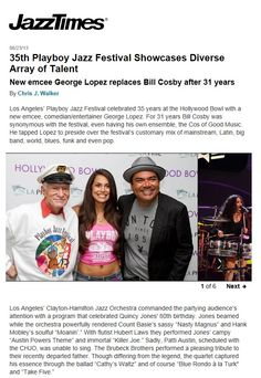 http://jazztimes.com/articles/94267-35th-playboy-jazz-festival-showcases-diverse-array-of-talent