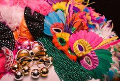Brazilian Carnival Wedding by Martine Cotton....Kristy and Rodrigo Wedding
