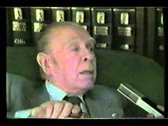 Entrevista completa con Jorge Luis Borges - YouTube - amante de enciclopedias como yo