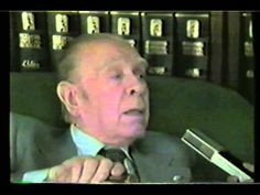 Entrevista completa con Jorge Luis Borges