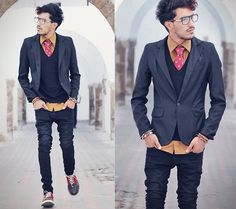 Hottie hot! A day like no other (by Mohcine Aoki) http://lookbook.nu/look/4021902-A-day-like-no-other