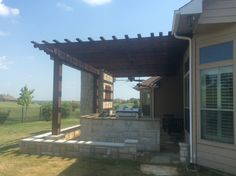 Landscaping Company, Arbors, Outdoor Structures, Landscape, Courtyards, Pergolas, Landscaping, Pergola, Gazebo