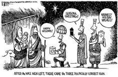 A 'Politically Correct' Merry Christmas :-)