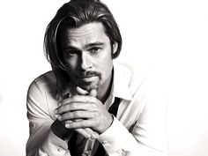 Brad Pitt Ad for #Chanel No. 5…