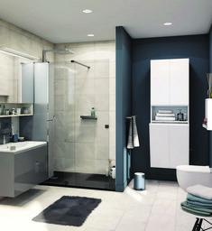 Tout pour sublimer vos envies déco ! Envie de salle de bain vous présente 7 styles majeurs, retenus par nos experts. 7 envies de déco que vous pourrez adopter ou adapter en fonction de votre espace et de votre mode de vie. Alors, plutôt une salle de bain au look Industriel, Exotique, Vintage, Modern design, Campagne chic, Classique Chic ou Scandinave ? Bathtub, Bathroom, Interior, Laque, Styles, Design, Home, Vintage, Bathroom Gray