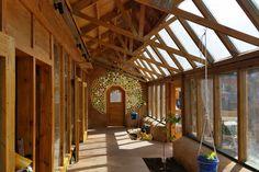 Imagen 4 de 13 de la galería de Conoce la escuela sustentable de Michael Reynolds en Jaureguiberry, Uruguay. Cortesía de Earthship Biotecture / Tagma
