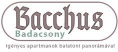 Bacchus logo Bacchus, Signs, Hungary, Apartments, Logo, Logos, Shop Signs, Sign, Penthouses