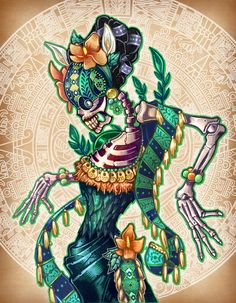 Tim Shumate is an experienced and highly skilled illustrator seeking to fulfill life passion in the artistic fields' of Graphic Design, Illustration, and/or Art Disney Tattoos, Cartoon Tattoos, Dance Of The Dead, Day Of The Dead Art, Art Magique, Dragons, Under Your Spell, Princess Tattoo, Mary Sue