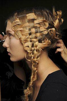 peinados pasarela - Buscar con Google
