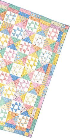 Zimmerman style dress quilt