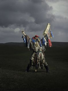 Shamans from Inner Mongolia, done in collaboration with Gem Fletcher Mongolia Travel Destinations Larp, Shaman Ritual, Black Mage, Baba Yaga, Tribal People, Foto Art, Dance Photography, Central Asia, Law Of Attraction