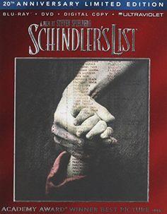 Schindler's List [Blu-ray] #UNIDISTCORPMCA
