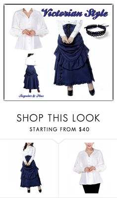 """""""Victorian Style"""" by modern-grease ❤ liked on Polyvore featuring CABARET, modern and vintage"""