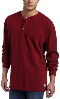 #Carhartt #Men's Shortsleeve Workwear #Henley   carhartt henley shirts   http://amzn.to/HlYWzn