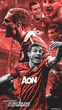 We Are Manchester, Manchester United Football, Ronaldo Football, Football Players, Ronaldo Quotes, Gerrard Liverpool, Manchester United Wallpaper, Rio Ferdinand, Sir Alex Ferguson
