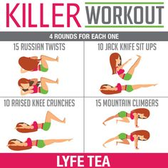 The ultimate fat killer workout
