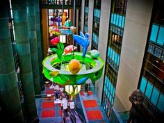 Tour the historic Los Angeles Central Public Library