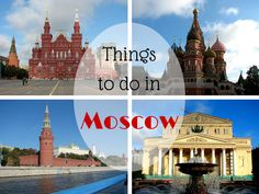 Things to Do in Moscow - The Trusted Traveller