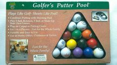 Golfito Como Mesa De Pool O Billar!! - BsF 750,00