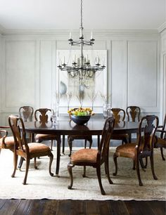 simply beautiful table & chairs