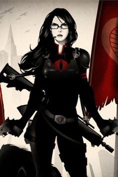 Baroness from G.I. Joe