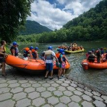 In West Virginia, whitewater rafting and the long tail of a chemical spill - The Washington Post