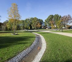 Spectacular The City Park in Kerkrade has been drastically renovated Today it acts as an attractive