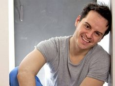 Andrew Scott: A pin-up who is hard to pin down - Features - TV & Radio - The Independent