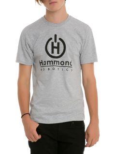 Titanfall Hammond Robotics Logo T-Shirt   Hot Topic