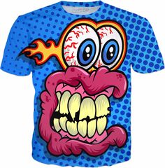 Check out my new product https://www.rageon.com/products/blazin-blue-eyes on RageOn!