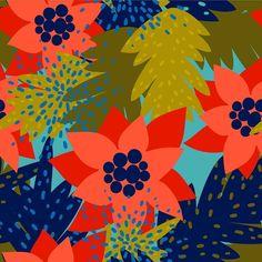 nadia_grapes  Christmas mood❄️surfacedesign #surfacepatterndesign #surfacepattern #pattern #patterndesign #textile #textiledesign  #tiledesign #wallpaper #simple #pattern #patterndesign #seamlesspattern #fashion #fashionpattern #fabric #fabricdesign #christmas #happyneeyear #christmasdesign #vector  #art #artwork #flowers #flowerspattern  #thepatterncurator #patternobserver #surfacespatterns