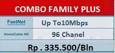 paket first media combo family plus