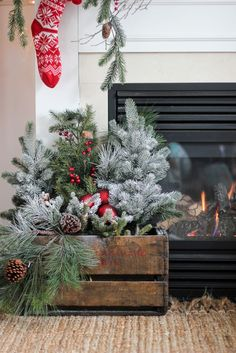 Easy Christmas arrangement