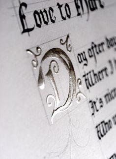 Illuminated-calligraphy-letter