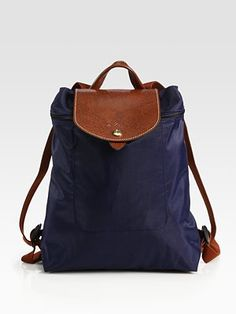 Longchamp Le Pilage Backpack