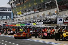 Le Mans rushing pit expansion due to quality of 2016 24 Hours entry 24h Le Mans, Courses, The Expanse, Street View, Racing, Slot, Cars, Google Search, Running