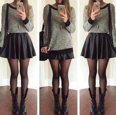 Uno de los match más lindos que puedan existir y que no muchas chicas usan, ¡es el de falda con suéter! Y hoy te daremos unos ejemplos de cómo lo podrías aplicar para ir a la escuela o para un día casual con tus amigas o con el novio. Muchos de los outfits que te …