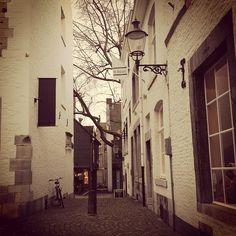 #maastricht #city #shopping #street - @mello01- #Mtricht #UniverCity #streetview