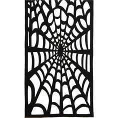 "Spider Web 72"" Table Runner 