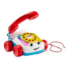 Amazon.com: Fisher-Price Chatter Telephone: Toys & Games