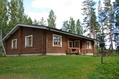 Bicycle hire available at Loma-Pälsilä, Kuhmoinen Lakeside Cabin, Shed, Outdoor Structures, House Styles, Bicycles, Cottages, Home Decor, Cabins, Decoration Home