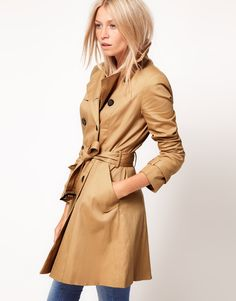 Beautiful classic trench