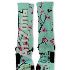 Arizona Tea Custom Nike Elite Socks