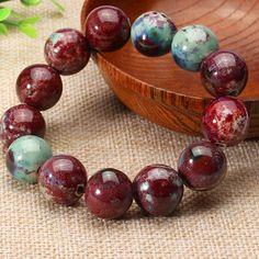 fashion beads elastic bracelet